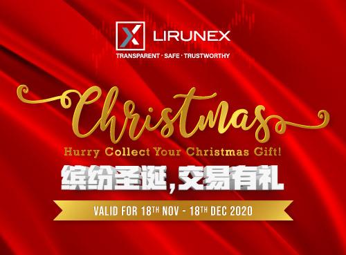 LIRUNEX CHRISTMAS SURPISE 2020