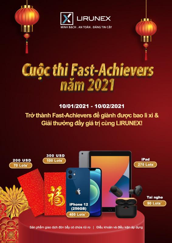 Cuộc thi Fast-Achievers năm 2021