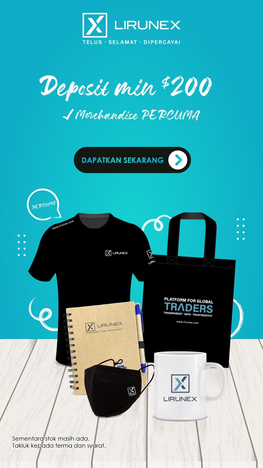 Lirunex Merchandise